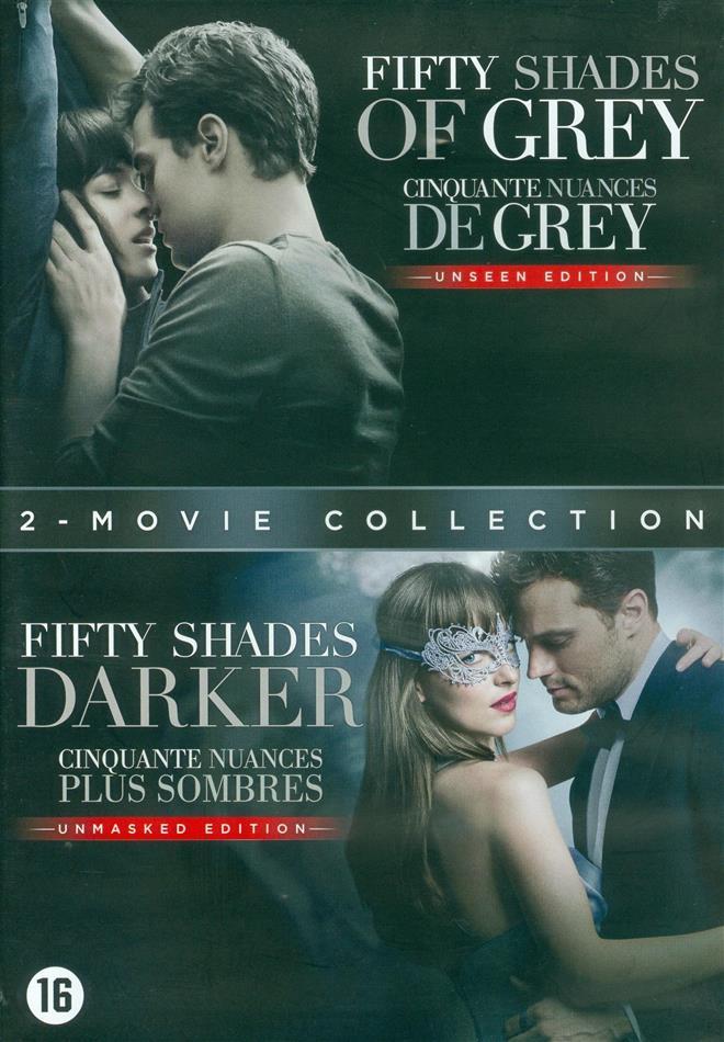 Cinquante nuances de Grey / Cinquante nuances plus sombres (Extended Edition, Versione Cinema, 2 DVD)
