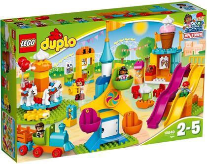 LEGO© 10840 DUPLO© - Grosser Jahrmarkt