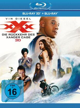 xXx - Triple X 3 - Die Rückkehr des Xander Cage (2017) (Blu-ray 3D + Blu-ray)