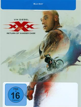 xXx - Triple X 3 - Die Rückkehr des Xander Cage (2017) (Limited Edition, Steelbook)