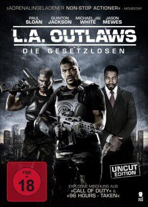 L.A. Outlaws - Die Gesetzlosen (2016) (Uncut)