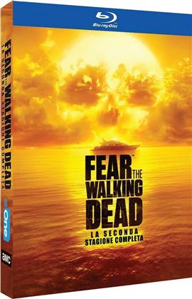 Fear the Walking Dead - Stagione 2 (4 Blu-rays)
