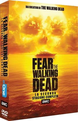 Fear the Walking Dead - Stagione 2 (4 DVDs)