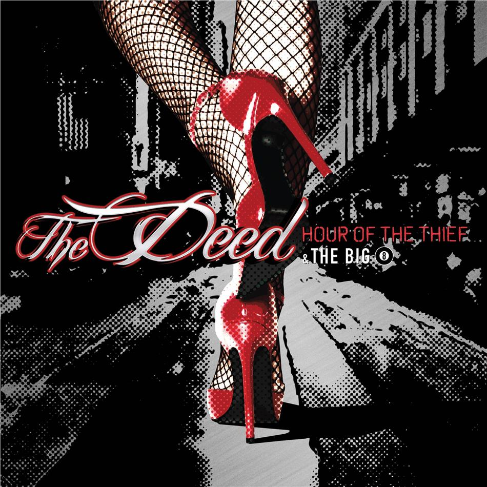 The Deed feat. Gölä - Hour Of The Thief (Signierte CD, CD + DVD)