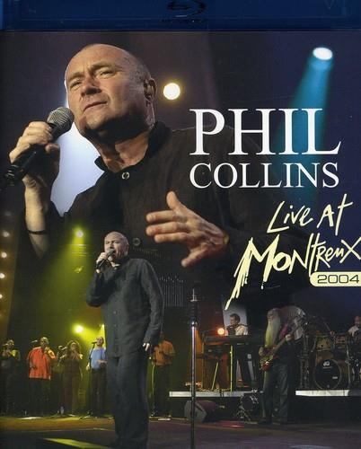 Collins Phil - Live at Montreux 2004