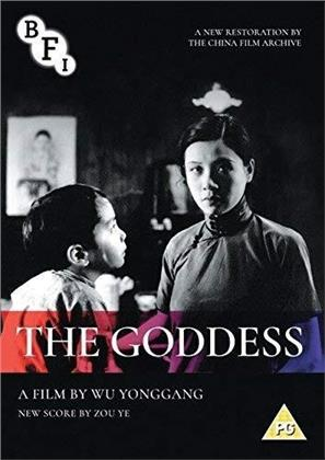 The Goddess (1934) (s/w)
