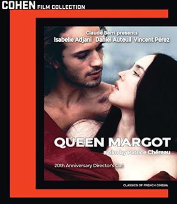 Queen Margot (1994) (20th Anniversary Edition, Director's Cut)