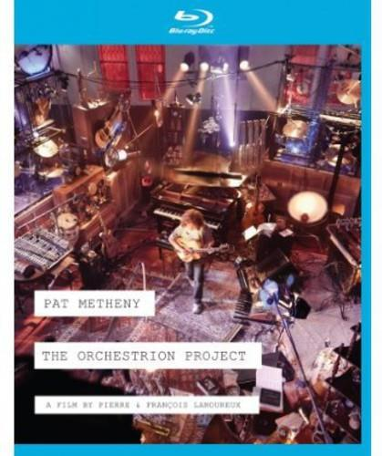 Metheny Pat - The Orchestrion Project