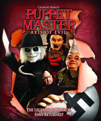 Puppet Master - Axis Of Evil (2010)