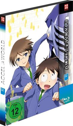 Accel World - Staffel 1 - Vol. 2 (Digibook)