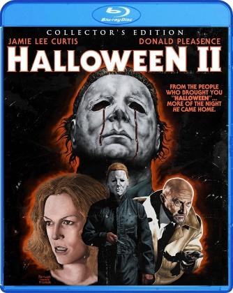 Halloween 2 (1981) (Collector's Edition, 2 Blu-rays)