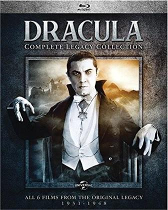 Dracula (Complete Legacy Collection, 4 Blu-rays)