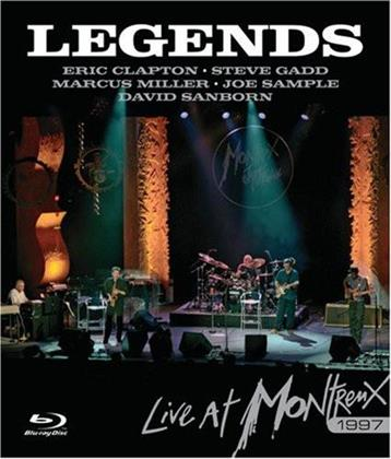 Legends - Live at Montreux 1977