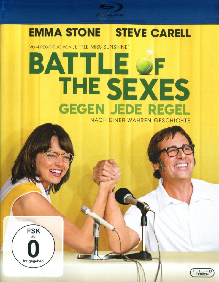 Battle of the Sexes - Gegen jede Regel (2017)