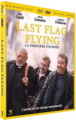 Last Flag Flying - La dernière tournée (2017) (Limited Edition, Blu-ray + DVD)