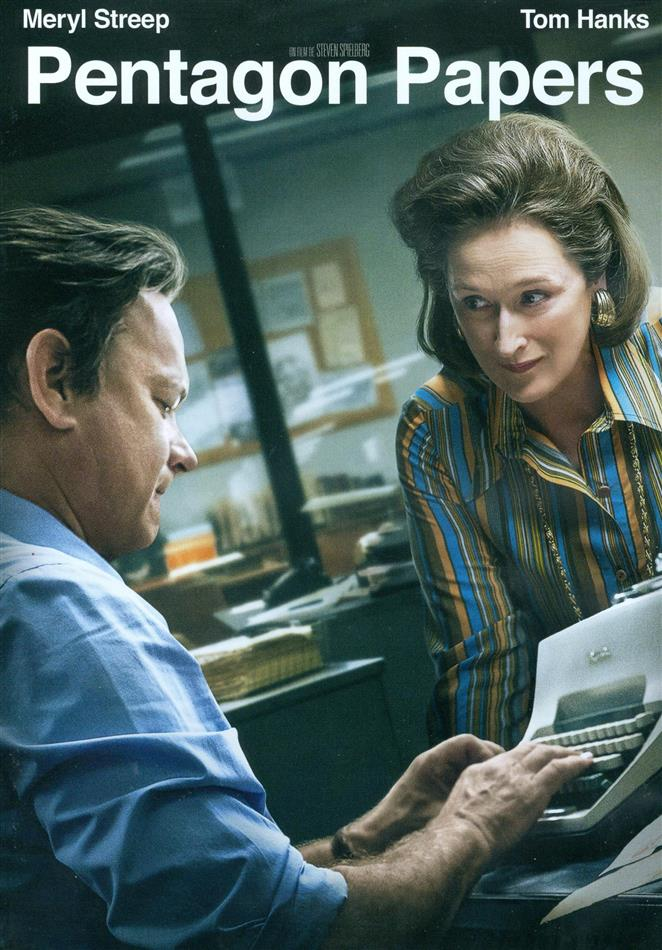 Pentagon Papers (2017)