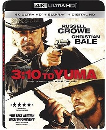 3:10 to Yuma (2007) (4K Ultra HD + Blu-ray)