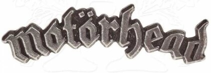 Motörhead: Logo - Ansteck-Button