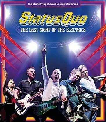 Status Quo - Last Night of the Electrics