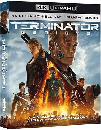 Terminator 5 - Genisys (2015) (4K Ultra HD + 2 Blu-rays)