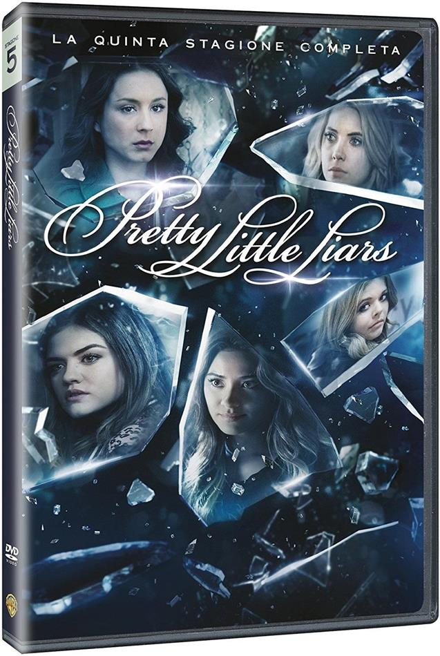 Pretty Little Liars - Stagione 5 (6 DVDs)