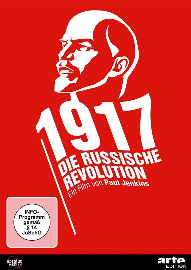1917 - Die Russische Revolution (Arte Edition, s/w)
