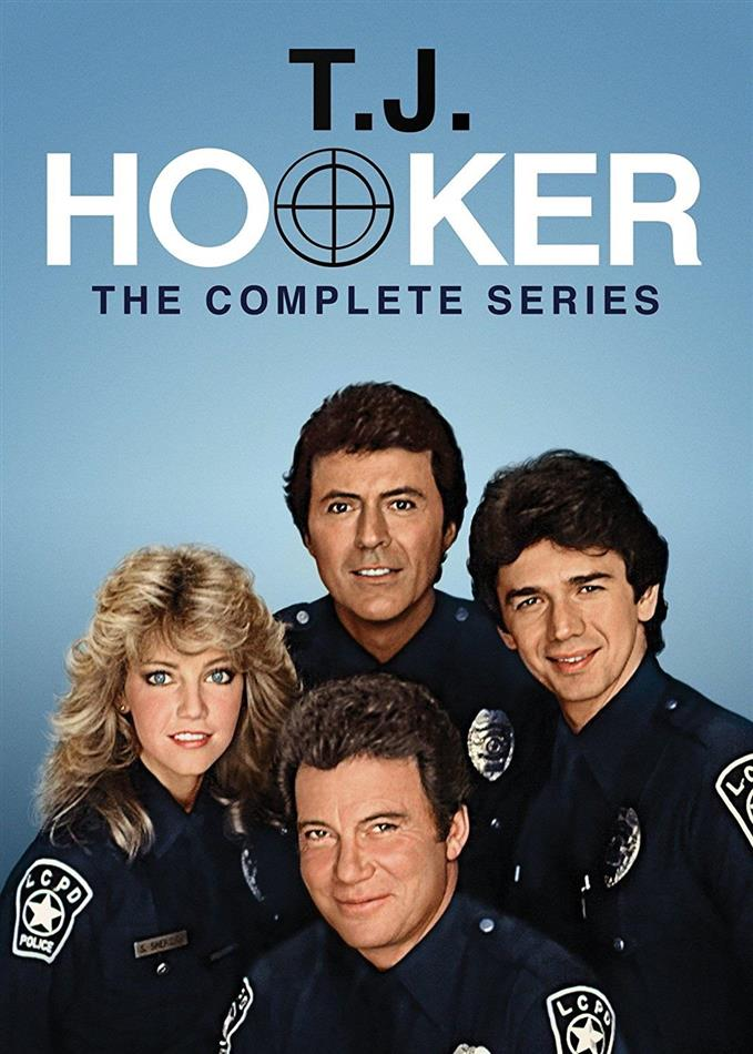 T.J. Hooker - The Complete Series (20 DVDs)