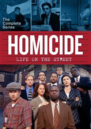 Homicide: Life On The Street - The Complete Series (35 DVDs)