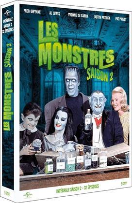 Les Monstres - Saison 2 (s/w, 5 DVDs)
