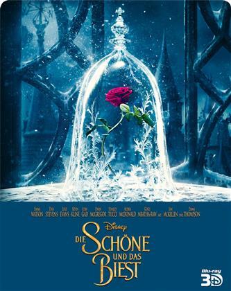 Die Schöne und das Biest (2017) (Limited Edition, Steelbook, Blu-ray 3D + Blu-ray)