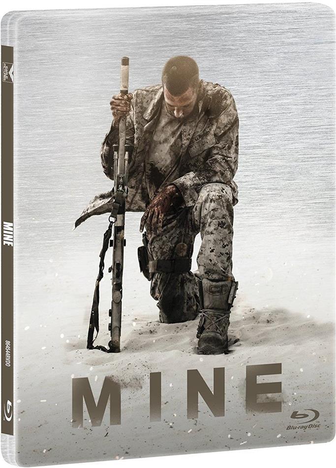 Mine (2016) (Limited Edition, Steelbook)
