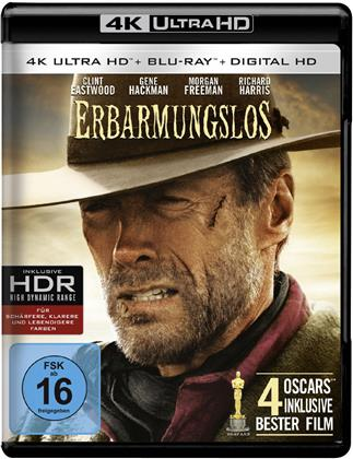 Erbarmungslos (1992) (4K Ultra HD + Blu-ray)
