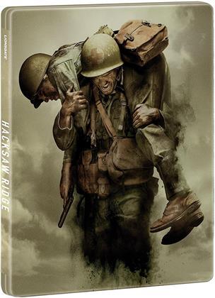 La battaglia di Hacksaw Ridge (2016) (Steelbook)
