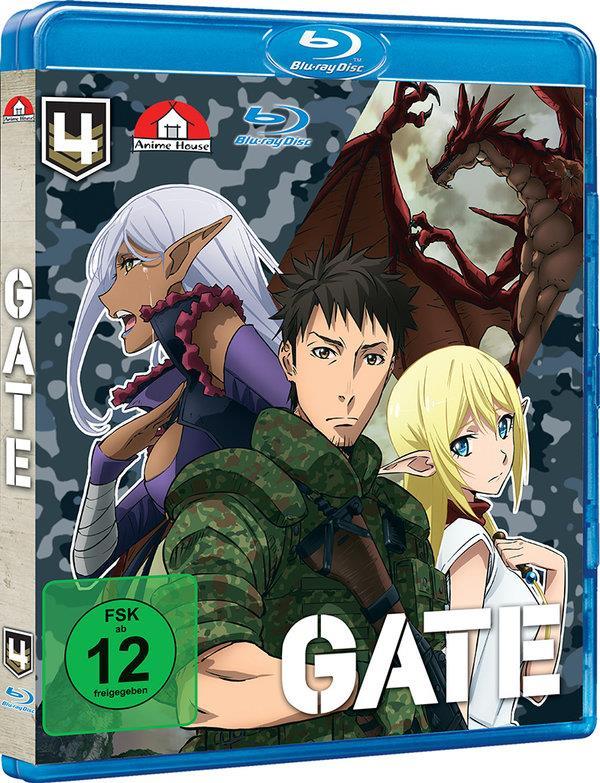 Gate - Vol. 4 - Staffel 1.4
