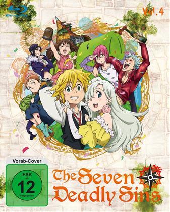 The Seven Deadly Sins - Staffel 1 - Vol. 4