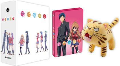 Toradora! - Vol. 1 (+ Plush Toy, + Sammelschuber, Limited Edition, Steelbook)