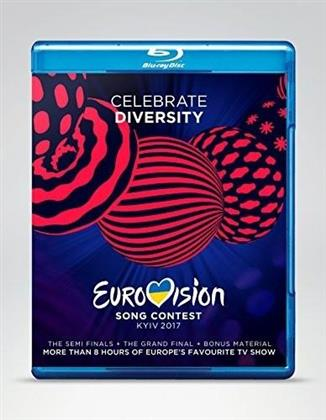 Various Artists - Eurovision Song Contest 2017 - Kyiv (3 Blu-rays)