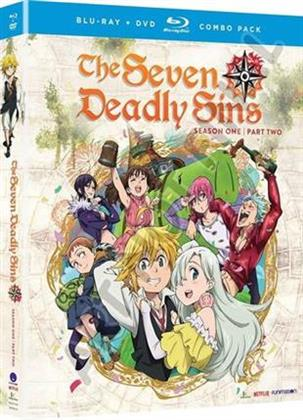 Seven Deadly Sins - Season 1.2 (Blu-ray + DVD)