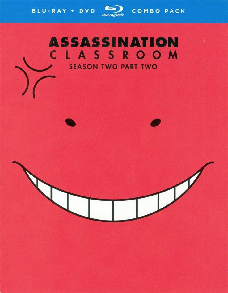 Assassination Classroom - Season 2.2 (2 Blu-rays + 2 DVDs)