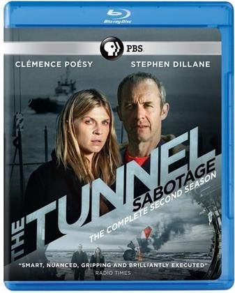 The Tunnel - Season 2 - Sabotage (3 Blu-rays)