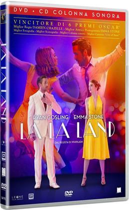 La La Land (2016) (DVD + CD)