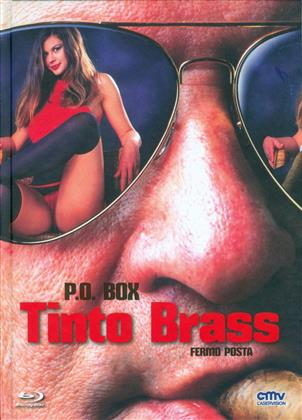 P.O. Box - Tinto Brass (1995) (Cover A, Limited Edition, Mediabook, Uncut, Blu-ray + DVD)
