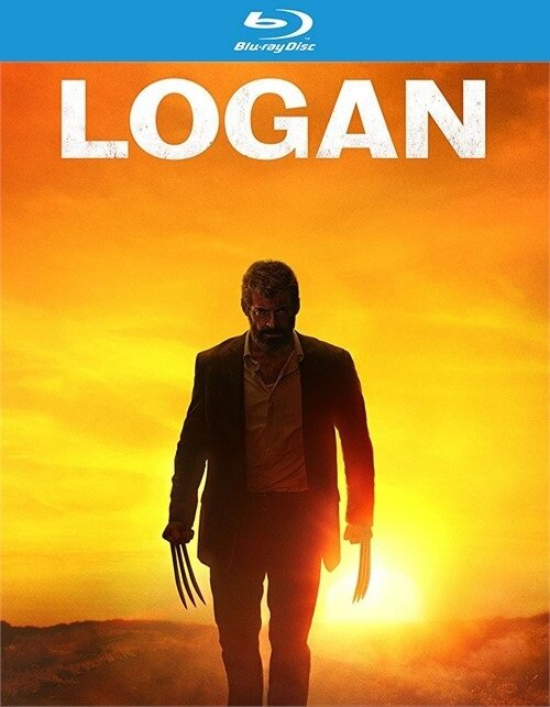 Logan (2017) (Blu-ray + DVD)