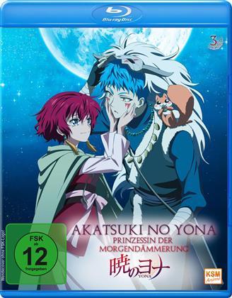 Akatsuki no Yona - Prinzessin der Morgendämmerung - Staffel 1 - Vol. 3