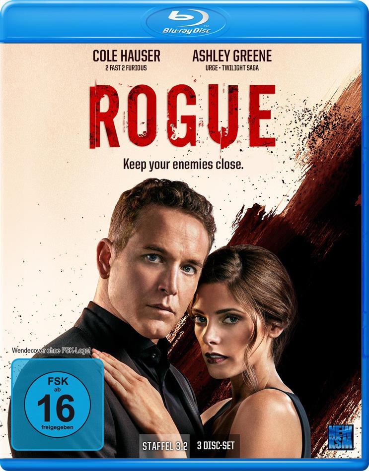Rogue - Staffel 3.2 (3 Blu-rays)