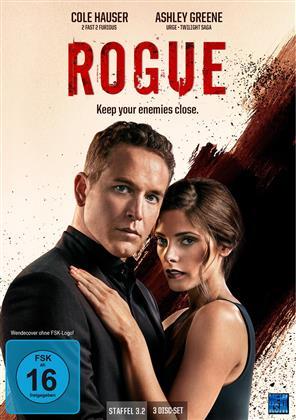Rogue - Staffel 3.2 (3 DVDs)