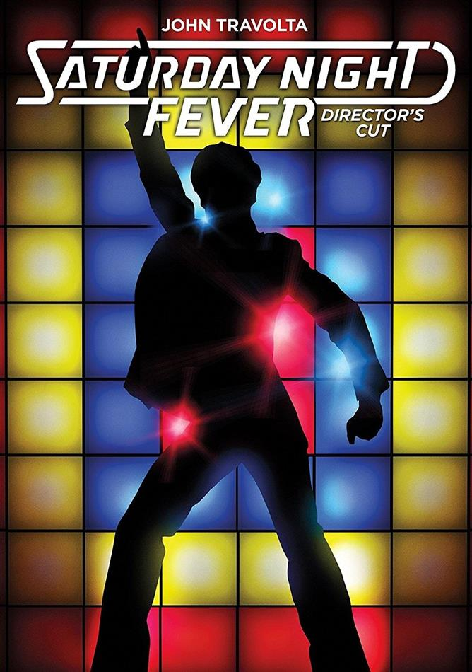 Saturday Night Fever (1977) (Director's Cut)