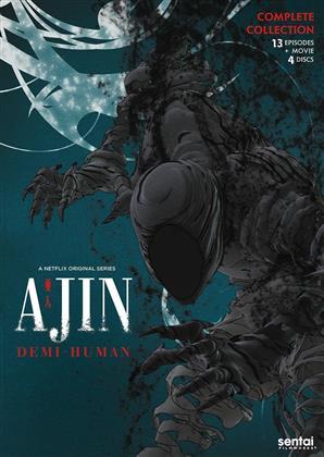 Ajin - Demi-Human (4 DVD)