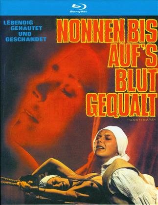 Nonnen bis auf's Blut gequält (1974) (Kleine Hartbox, Cover A, Uncut)