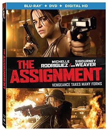 The Assignment (2016) (Blu-ray + DVD)